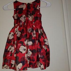 Minnie Mouse dress size 3-4